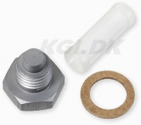 Benzine filter set voor Dellorto VHSB / VHSH