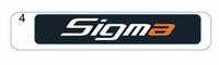 Sodi Kart Sigma sticker