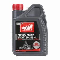 Vrooam 2T Factory Racing oil