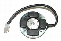 X30 Stator en rotor .