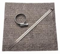 Rotax Isolatie mat staal