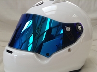 Arai Ck-6 LLC vizier Blauw