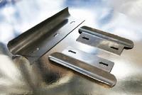 Greyhound frame protectors RVS