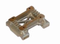 Magnesium motor steun Rotax