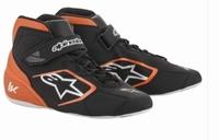 Alpinestars Tech 1K zwart - Oranje