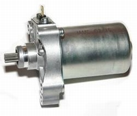 IAME Super Shifter start motor