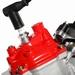 Rotax cilinder kop Rood